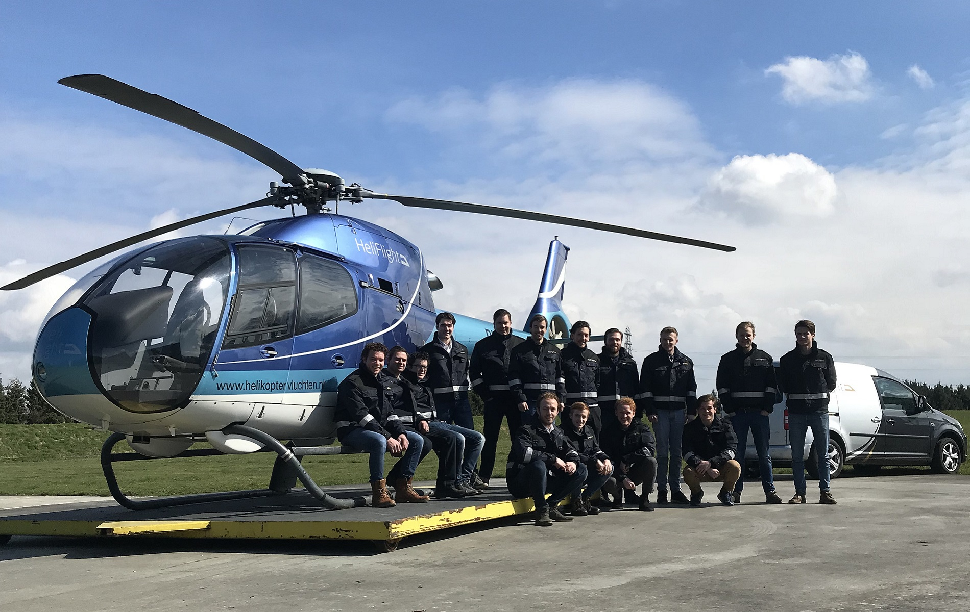Crew HeliFlight