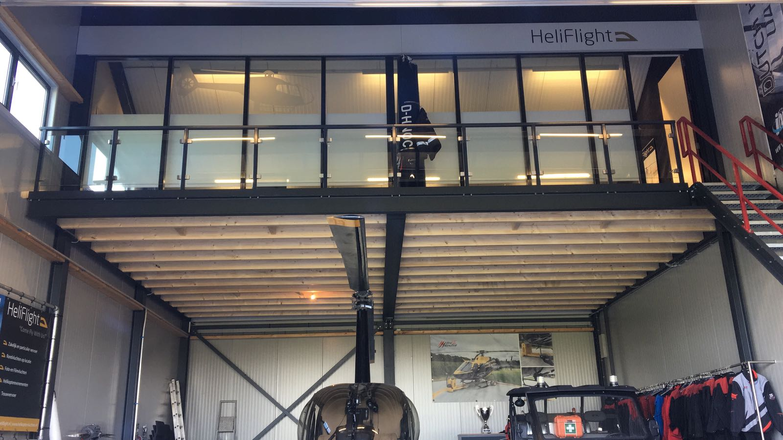 HeliFlight Office