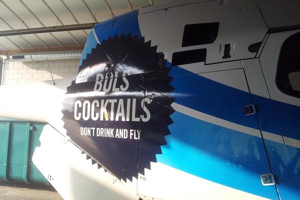 Helikoper reclame
