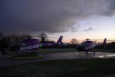 Helikopter fullwrap
