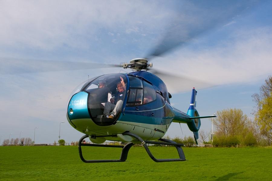 Helikopter vervoer