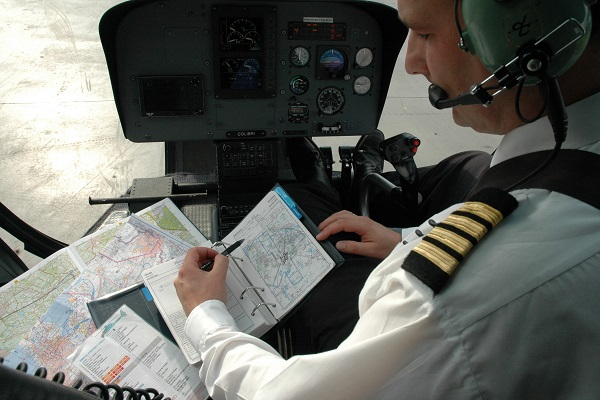 Helikopterpiloot opleiding