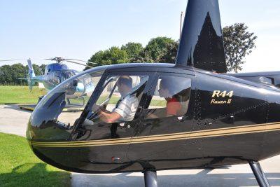 Helikoptervervoer