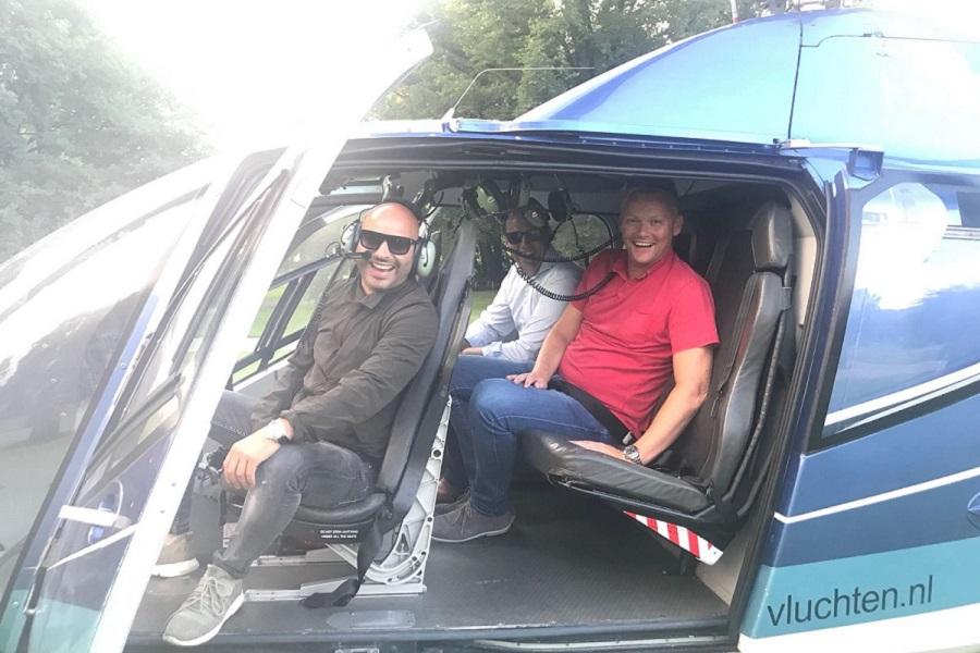 Personenvervoer per helikopter