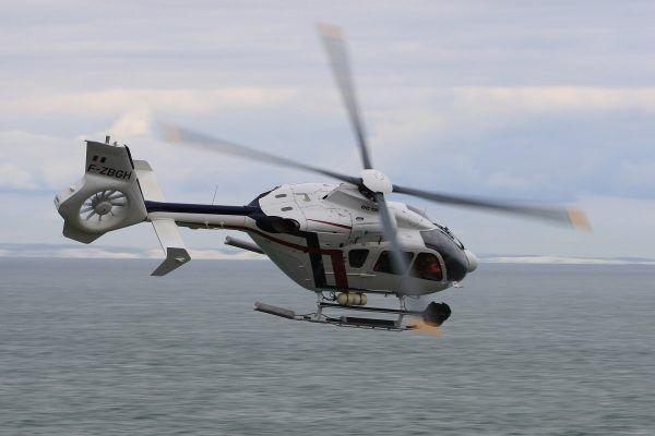 Camera helikopter