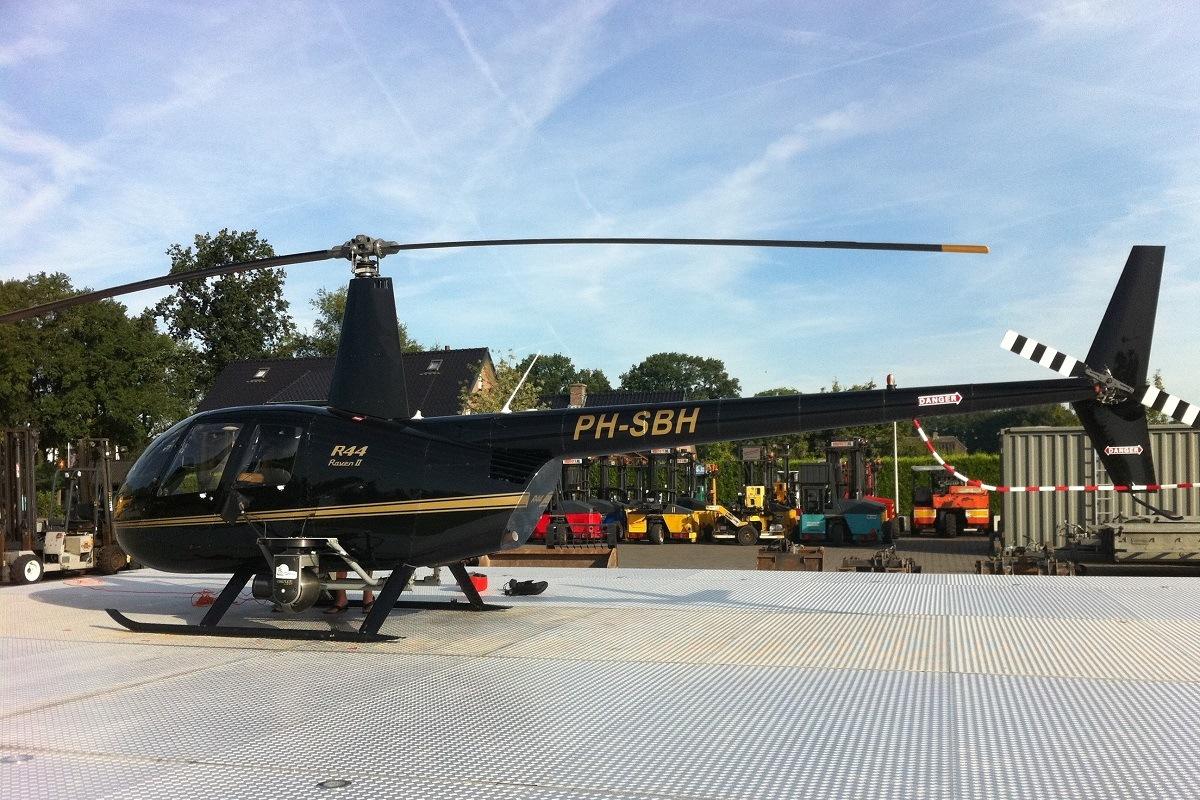 Filmvlucht R44 Cineflex