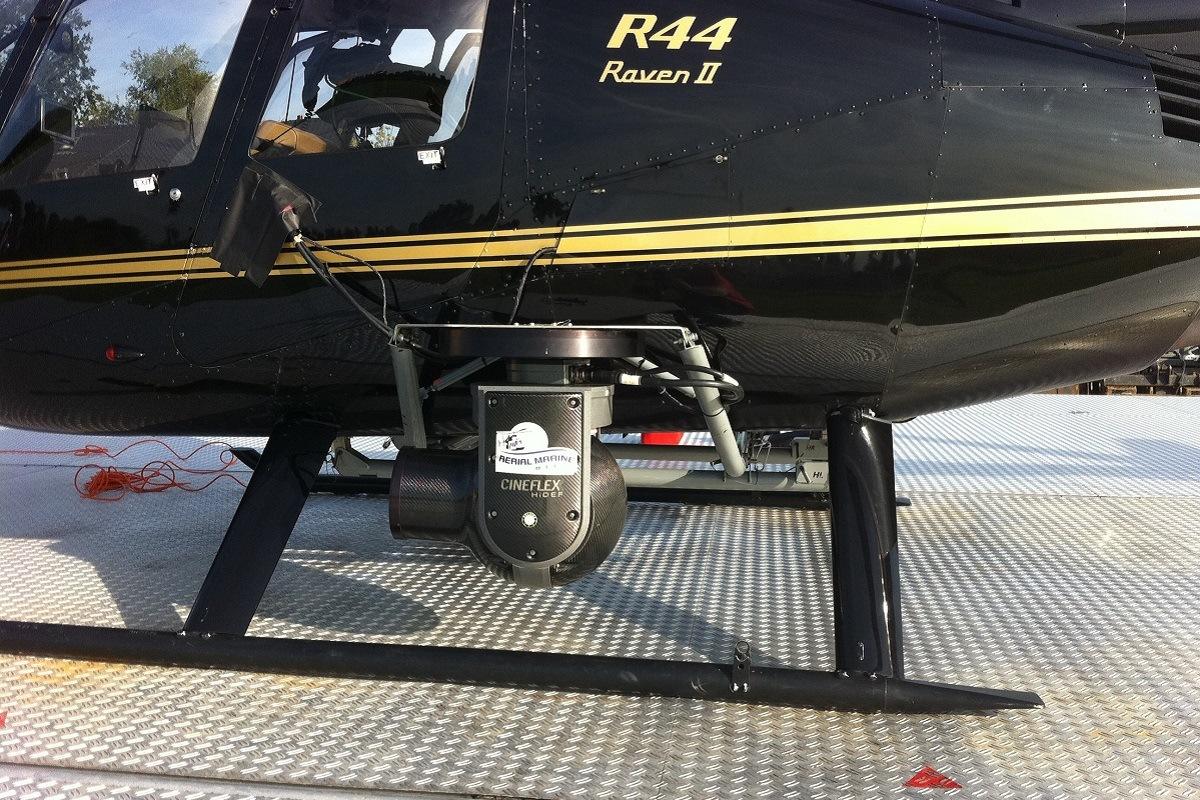 Filmvlucht R44