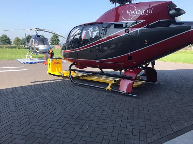 Helihandler Eurocopter