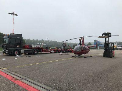 Helikopter transport
