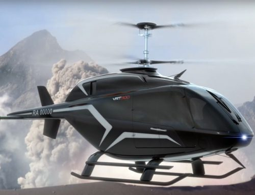 HeliFlight investeert in nieuwe helikopter: VRT500, de 1e in Europa!